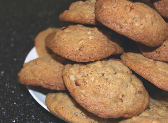Homemade Pecan Cookies