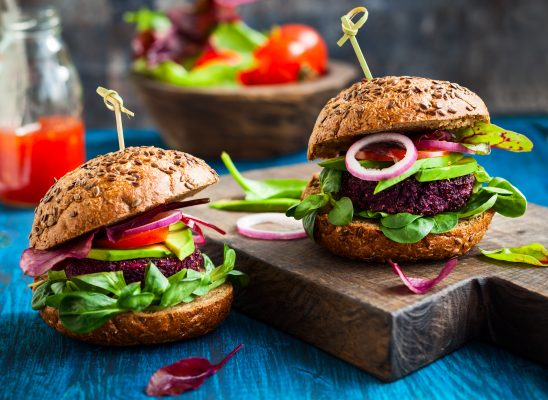 vegetarian walnut week veggie burgers BBQ