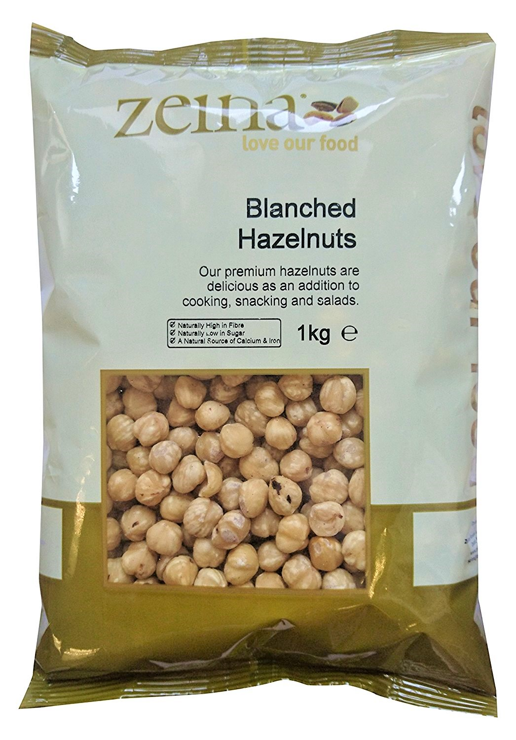 Blanched Hazelnuts